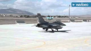 Turkish Air Force F-16 Fighter Jets Action 2016 HD