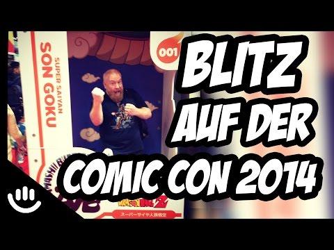 Blitz auf der Comic Con 2014 (Teaser)