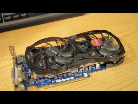 Gigabyte GTX 650 Ti Boost Overclocked Windforce Video Card Review