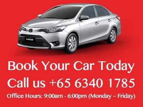 Aglow Car Rental - Budget Car Hire Singapore - YouTube