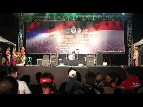 Tari Kreasi Persembahan Kepulauan Riau (jambore Pemuda Indonesia - Hari Sumpah Pemuda 2013) video