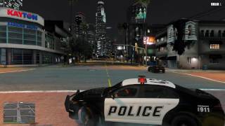 GTA 5 POLICE MOD - LSPD First Response