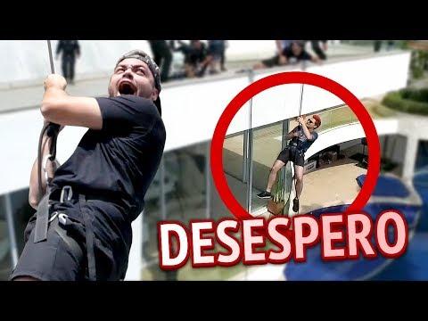 DESCENDO A CASA DE RAPEL (ELE CONSEGUIU?) thumbnail