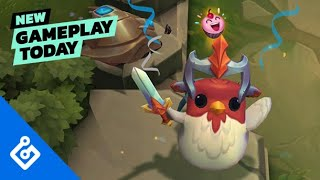 New Gameplay Today – LoL: Teamfight Tactics