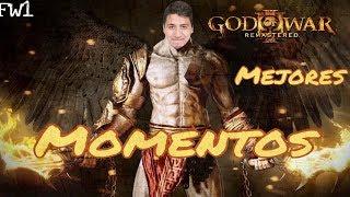 God Of War 3 - FedeGames - Mejores Momentos