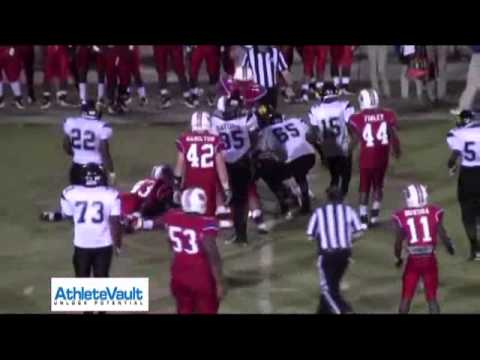 Kalan Ritchie Junior Highlights