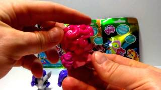 My Little Pony FASHEMS Squishy Collection Disney Unboxing Ma Petite Pouliche マイリトルポニー