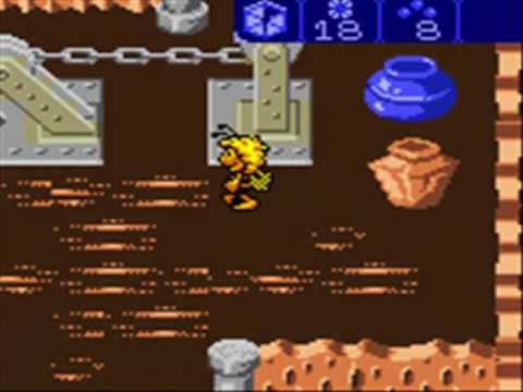 Maya the bee garden adventures(GBC) pt.5 Video