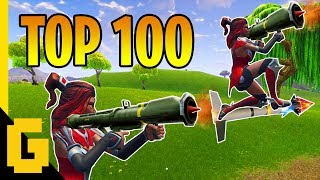 download lagu Top 100 Best Plays In Fortnite - Epic Moments gratis