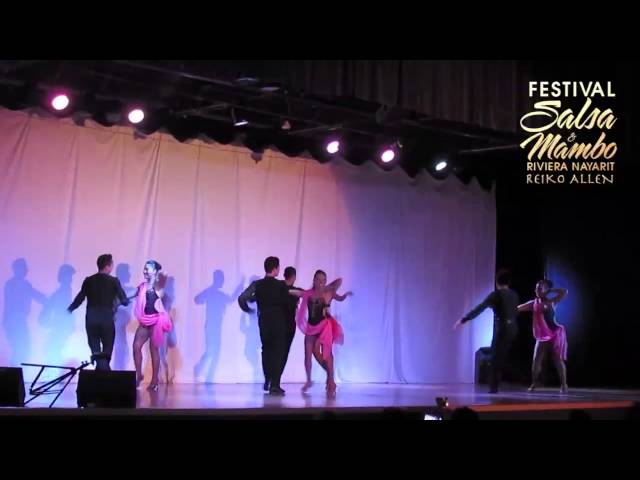 Salsa Na' Ma - Riviera Nayarit Salsa & Mambo Festival 2013