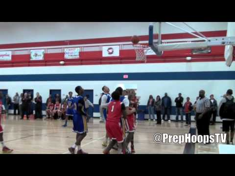 Jeron Rogers 2015 North Farmington High School highlights at the Michigan Invitational