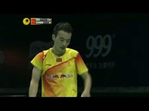 F - MS - Chen Long vs Du Pengyu - 2012 WSS Finals