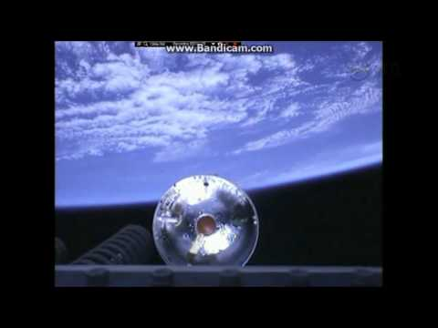 Orbital Sciences Corporation Cygnus CRS Mission 1 Launch