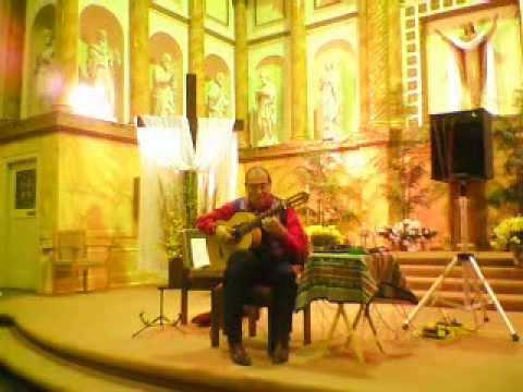 Recuerdos de Santa Fe - Ronald Roybal - Classical Guitar Music from Santa Fe, New Mexico