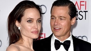 Angelina Jolie Agrees to Close Custody Case With Brad Pitt