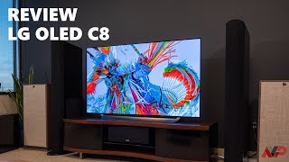 Review LG OLED C8: Nuevo televisor 4K OLED UHD HDR Smart TV 2018