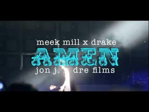 Meek Mill & Drake Perform