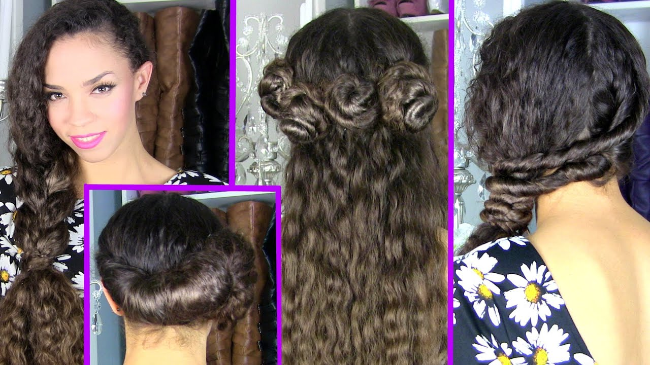 Cute Hairstyles For School Quick And Easy: Quick and cute ...