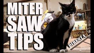 DiResta Miter Saw Tips!