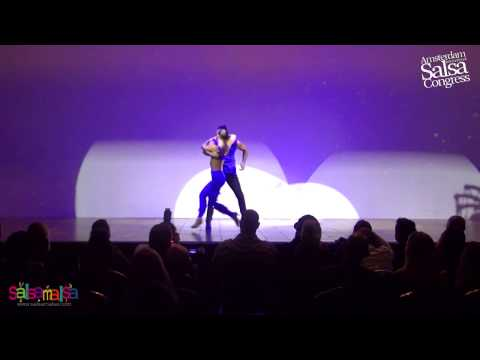 Victor Ortega and Sofia Kovaleva Dance Performance | AISC 2016