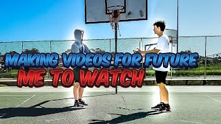 I MADE VIDEOS FOR MY FUTURE SELF TO WATCH IN 2, 10, 50 AND 100 YEARS TIME!!! CAM RON UN VLOG #8