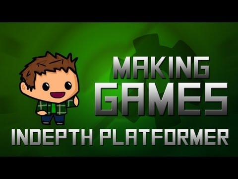 Game Maker Studio: In-depth Platformer Tutorial