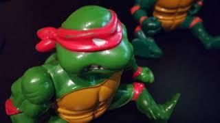 TurtleSodat 7 Viimeinen Oppitunti