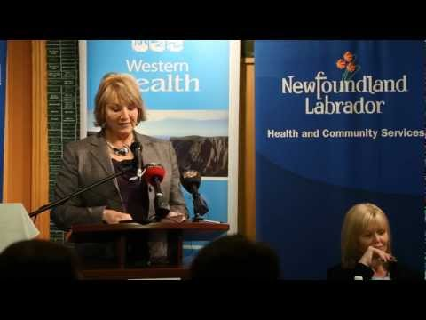 Premier announces $227 million for new hospital in Corner Brook