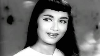 Naina Barse Rim Zim - Lata Mangeshkar, Sadhna, Woh Kaun Thi Song