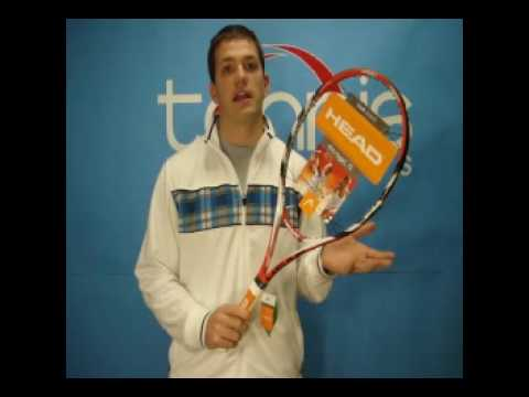 Head Microgel  Radical Oversize Tennis Racket- Tennis Express Racket Reviews