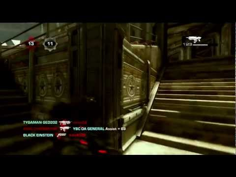 Gears Of War 3 - Savage Kantus Gameplay HD