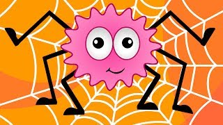 Incy Wincy Spider | Kids baby club nursery rhymes | Songs for children | Animation rhyme