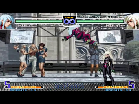 Combos Kula Kof 2002 Magic Plus 2 Paso a Paso