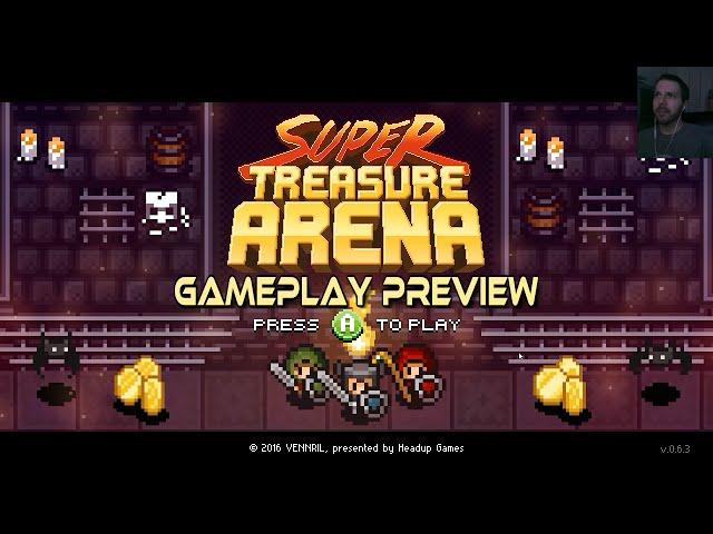 Руководство запуска: Super Treasure Arena по сети