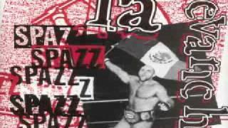 Watch Spazz No Shadow Kick video
