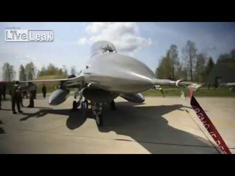 Norway Takes the Lead in NATO's Baltic Air Policing Mission