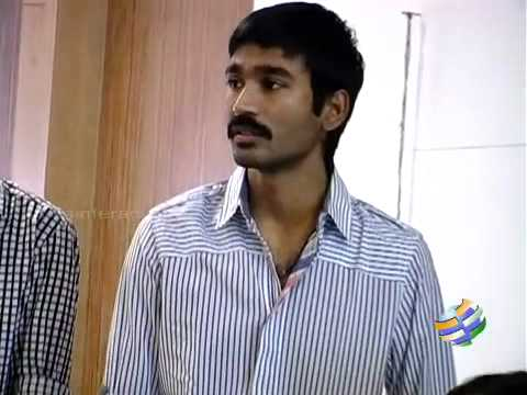 Dhanush will debut as a hero in Bollywood