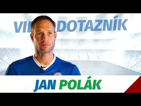 Videodotazník - Jan Polák