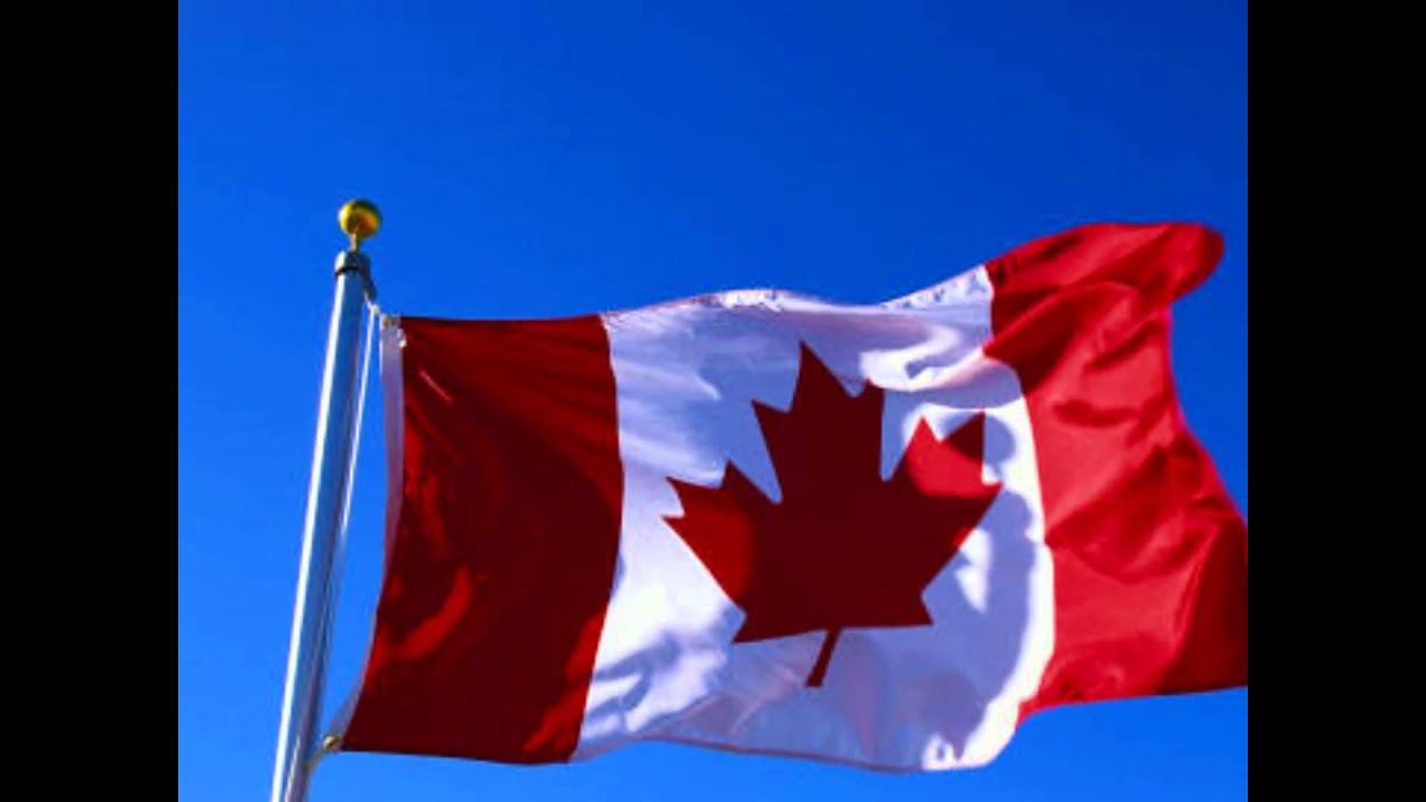 Lyrics to the national anthem of canada