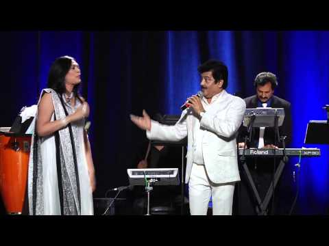 Bin Tere Sanam Live With Udit Narayan And Dipti Shah video