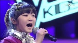 Tomorrow - Yoon Si Young The voice kids Korea