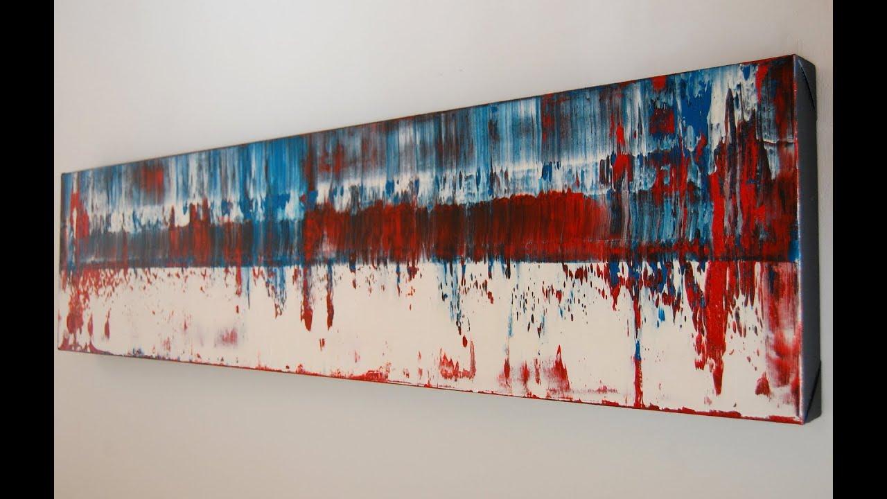 Scrape Painting Art