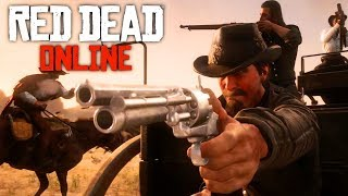 Red Dead Online - Big Update Trailer