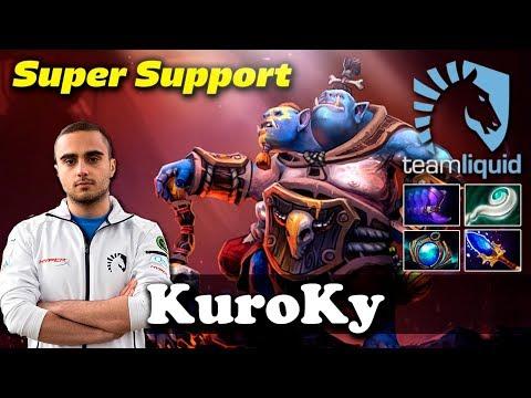 KuroKy Ogre Magi Super Support Dota 2