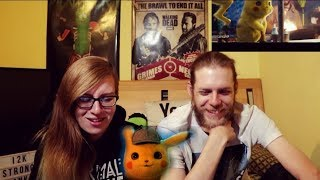 POKEMON Detective Pikachu - Official Trailer - REACTION!