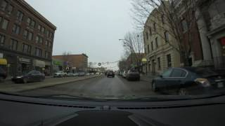 Quick drive around Moose Jaw