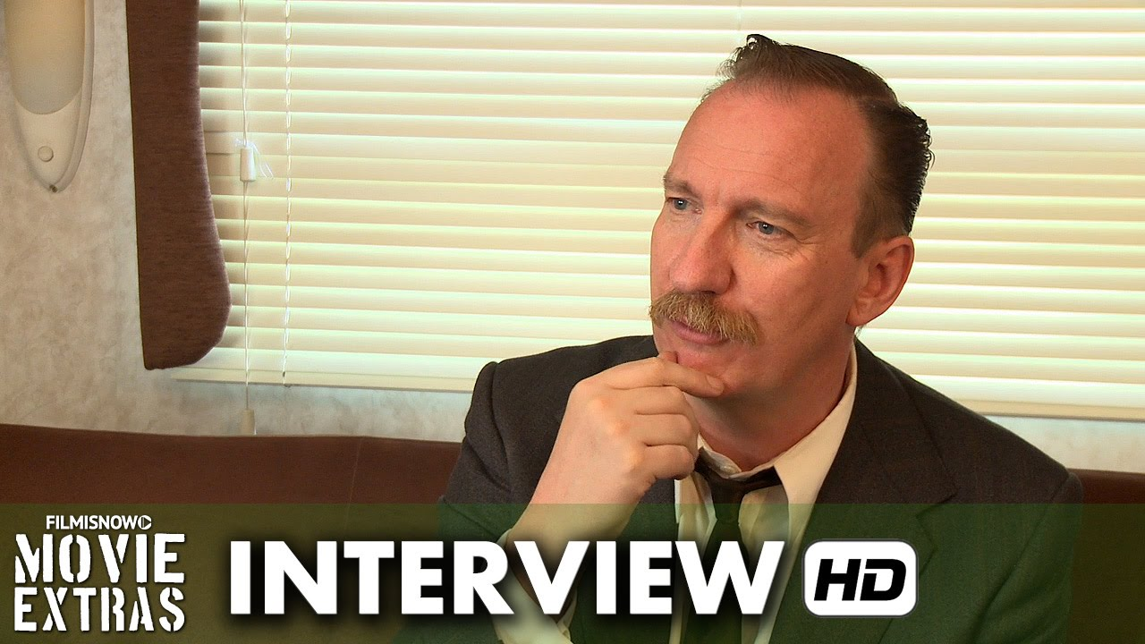 Legend (2015) Behind the Scenes Movie Interview - David Thewlis is 'Leslie Payne'