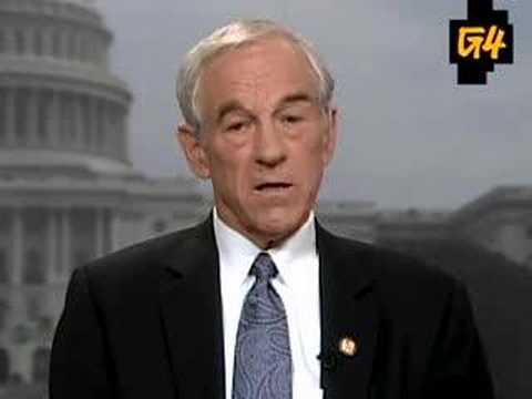 The Best interview ever with Dr. Ron Paul (The Champ)!!