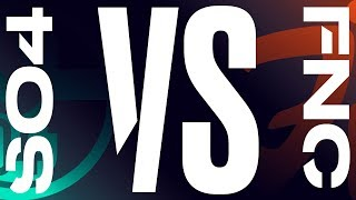 S04 vs. FNC - Week 2 Day 2 | LEC Summer Split| Schalke 04 vs. Fnatic (2019)