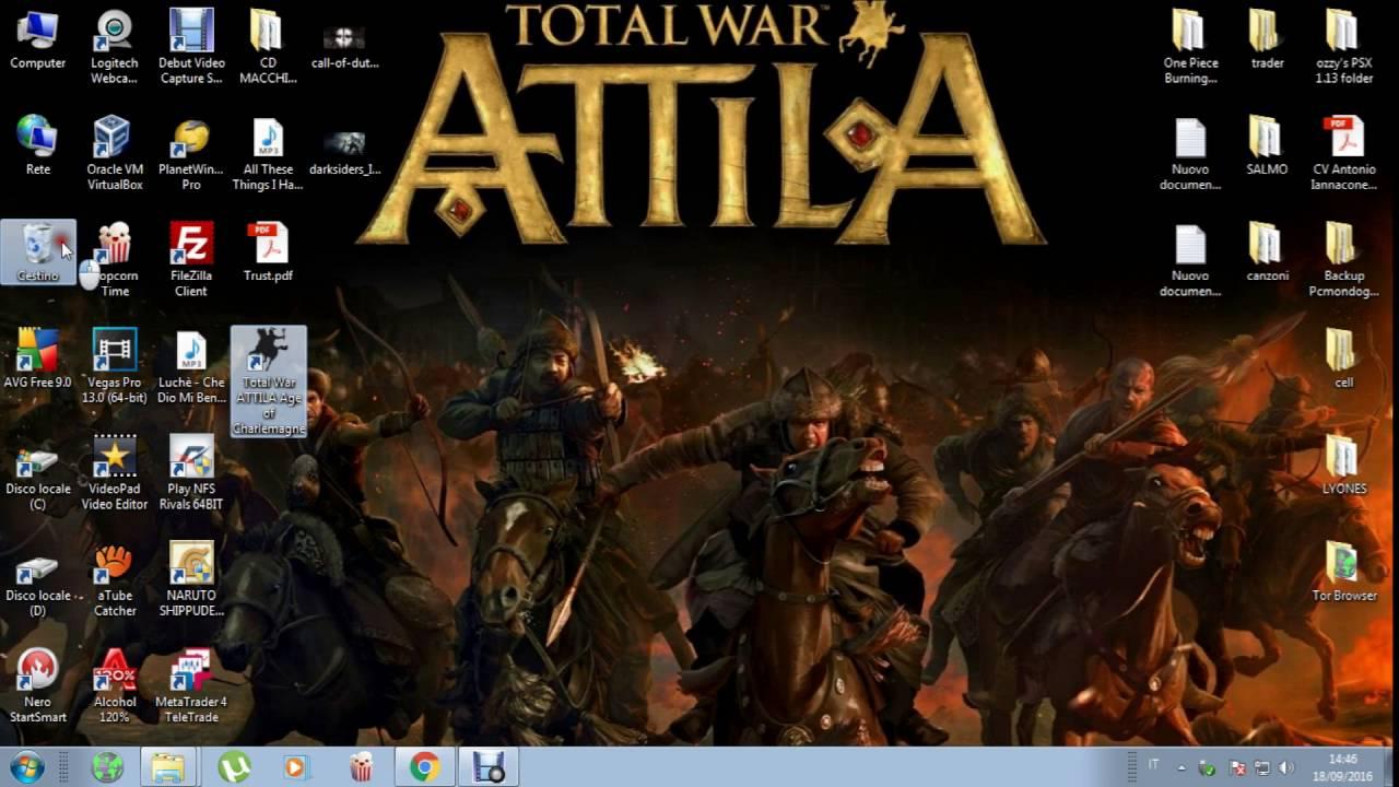 Total war attila wallpaper